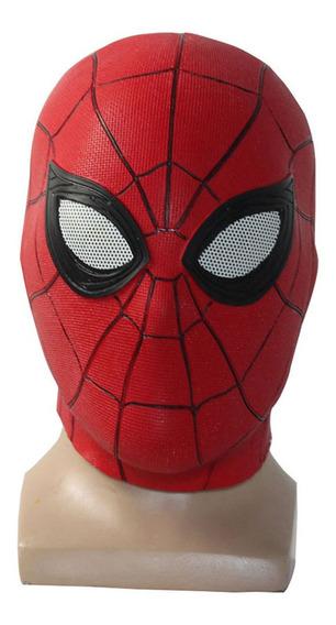 Máscara Cosplay De Spider Man Para Cosplay Fiesta