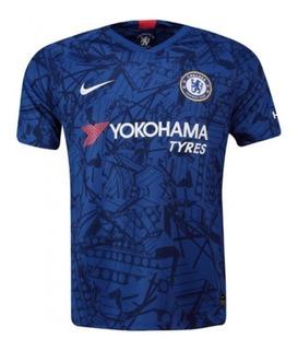 Camisa Chelsea Modelo 2019/20 ( Pronta Entrega )