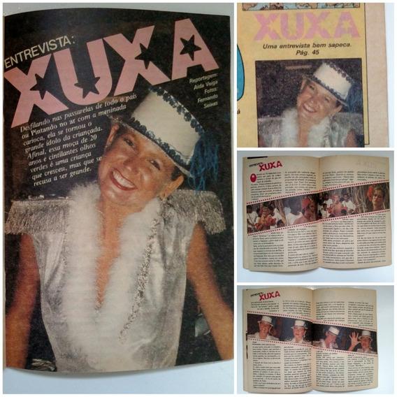 Xuxa Revista 1984 Clube Da Criança
