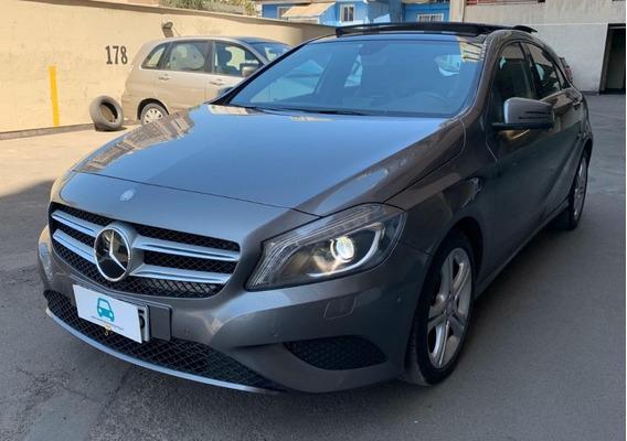 Mercedes Benz A200 Cdi Blue Efficiency Aut 1.8 Diesel 2014