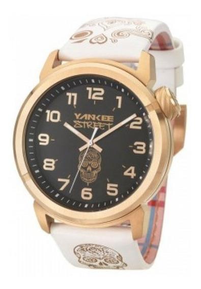 Relógio Yankee Street Original Vitrine Ys30452u Frete Grátis