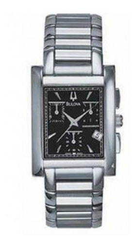 Relógio Bulova Masculino Cronógrafo Wb20517-n