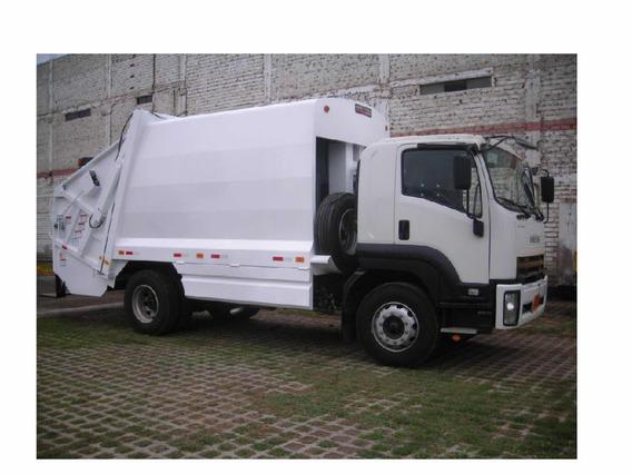 Camión Compactador De Basura 6m3 15m3 20m3