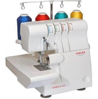 Maquina De Coser Overlock Singer® (14sh654) Nuevo En Caja