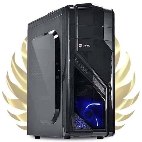 Cpu Gamer Asus/ Core I5/ 8gb/ 1tb/ Gtx750 / Wifi / Led Gab