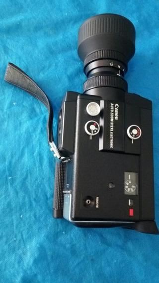 Filmadora Antiga Canon Auto Zoom 512