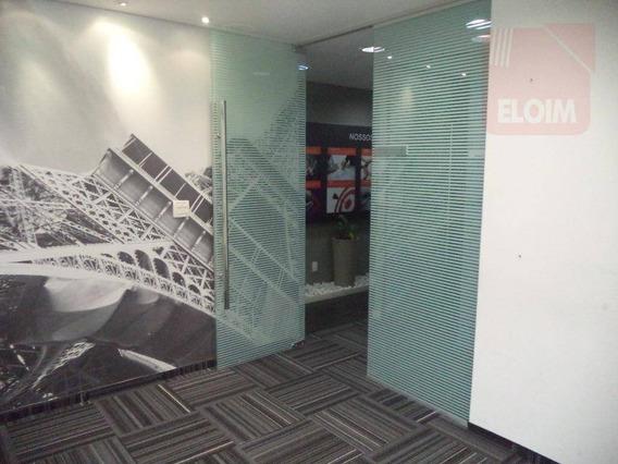 Conjunto Para Alugar, 300 M² Por R$ 18.000,00/mês - Pinheiros - São Paulo/sp - Cj4316