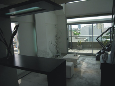 Loft (pent House) Alquiler Palermo Hollywood