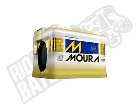 Bateria Moura Agm Ma70ld Para Carros Com Start-stop S/troca