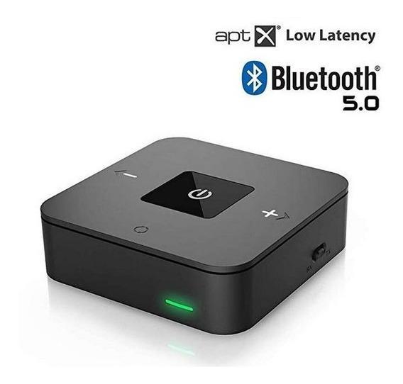 Bluetooth Transmissor E Receptor Ótico V 5.0