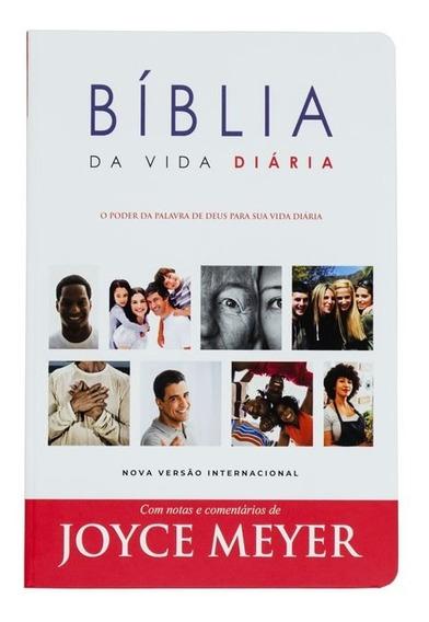 Bíblia Sagrada De Estudo Da Vida Diária Joyce Meyer