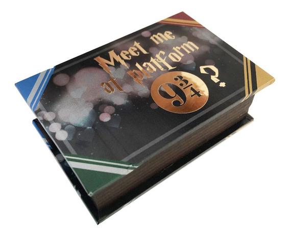 Caja Para Anillo De Compromiso Harry Potter