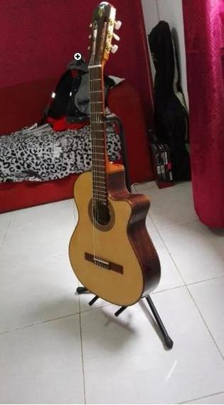 Guitarra Electroacustica Antigua Casa Nuñez Concierto