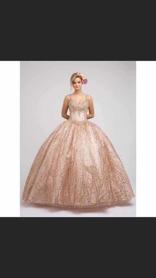 Vestido De Xv, Rosegold