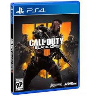 Call Of Duty Black Ops Iiii 4 En Español Fisico Ps4 Oferta!