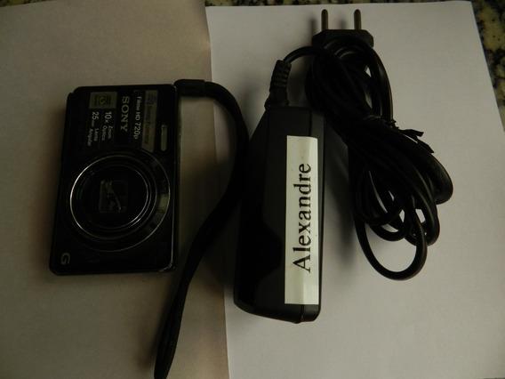 Kit Com Carregador + 2 Baterias Originais Para Câmeras Sony