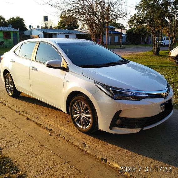 Toyota Corolla Xei Pack Cvt (dic) 2019 - 8500km