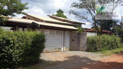 Chácara Com Casa Fino Acabamento - Ch0125