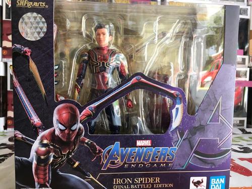 Shfiguarts Iron Spider - Final Battle Edition