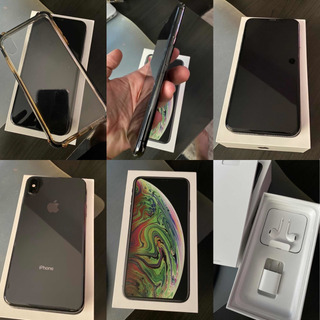 iPhone Xs Max. 256 Gigas. Black. Brand New