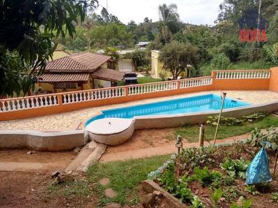 Chácara Residencial À Venda, Parque Bela Vista, Mairiporã. - Ch0147