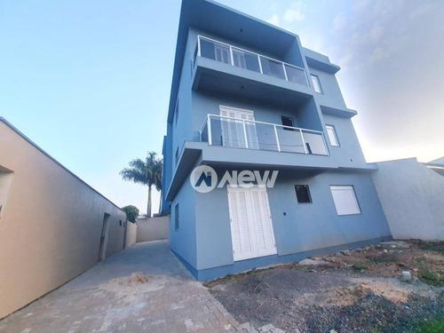 Imagem 1 de 14 de Apartamento Com 2 Dormitórios À Venda, 67 M² Por R$ 280.000,00 - 25 De Julho - Campo Bom/rs - Ap2558