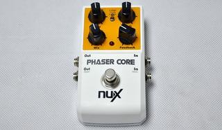 Pedal Nux Phaser Core Pedal De Phaser