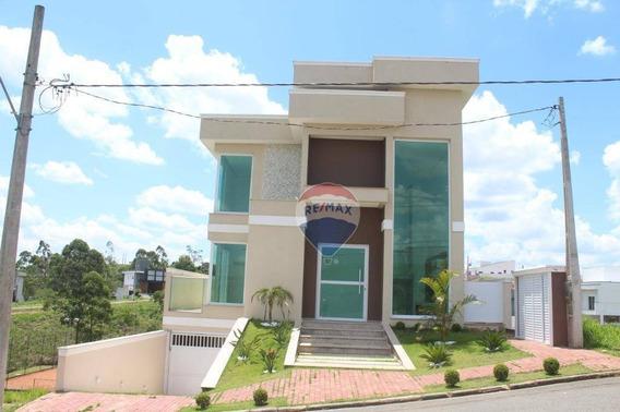 Sobrado Com 3 Dormitórios A Venda No Condomínio Mosaico Essence - Mogi Das Cruzes/sp - Ca0141