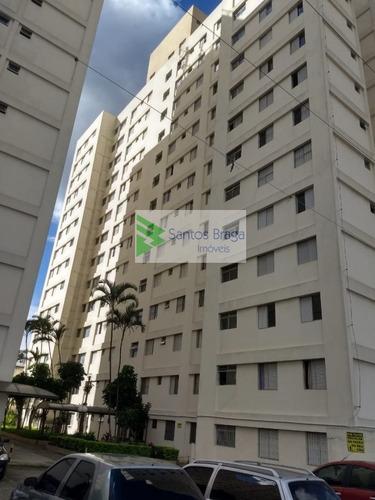 Apartamento Padrão Para Venda Em Vila Nova Jaraguá São Paulo-sp - 742