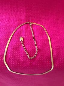 Cinto Metal Dourado, Valoriza Qualquer Look