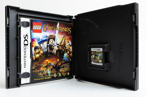 Jogo Lego Lord Of The Rings (para Nintendo Ds)