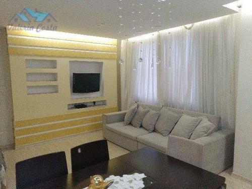 Imagem 1 de 21 de Apartamento À Venda, 110 M² Por R$ 650.000,00 - Jabaquara - São Paulo/sp - Ap1527