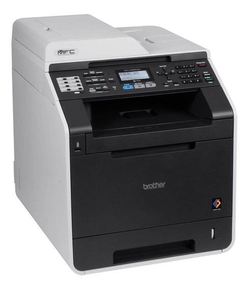 Multifuncional Laser Colorida Brother Mfc-9460