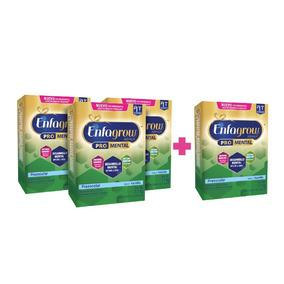 Promoción Enfagrow® Preescolar 4x3 En Caja De 1.1 Kg