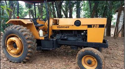 Trator Valmet 128