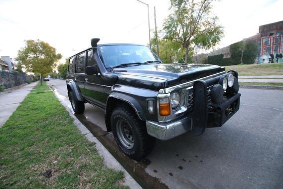 Nissan Patrol Sgl Sw T/bajo 1996 Diesel - Motor 4.2