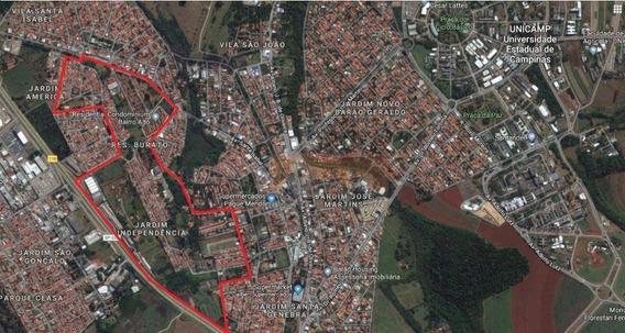Terreno Residencial À Venda, Jardim Independência, Campinas. - Te0178