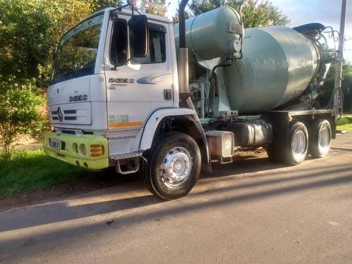 Mixer Hormigonero M Benz 2423 6x4 Trompo 8m3