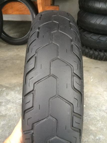 Pneu Dianteiro Mu85b16 Harley Davidson Dunlop Usado