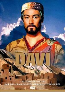 Dvd Davi (1996) Épico Bíblico - Raro Original