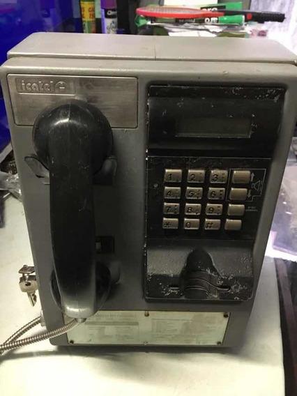 Telefone Público Icatel Antigo Usado