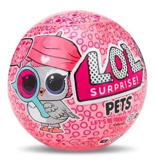 Lol Pets Serie Muñecas Mascota Coleccionable Sorpresa Nuevas