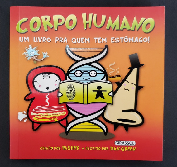 Corpo Humano - Infanto-juvenil