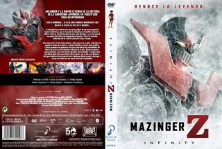 Mazinger Z Pelicula Digital Full Hd 1080p