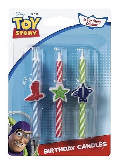 Toy Story 3 Icono Velas Del Cumpleaños