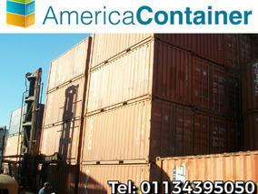 Contenedores Maritimos Usados Containers A Nacionalizar