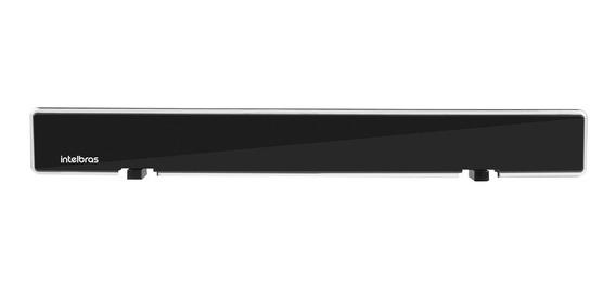 Antena Tv Interna Intelbras Uhf Vhf Hdtv Digital Amplificada