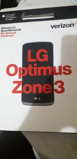 Teléfono Celular (lg Optimus Zone3)