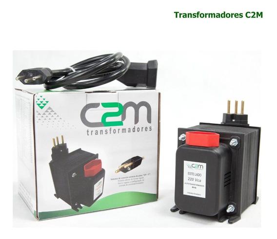 C2m Energia - Transformador 1000 Va - Linha Home