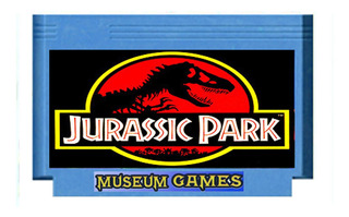 Jurassic Park Cartucho Family Game - Local - Mg